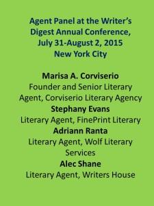 Agent Panel WDC15 NYC